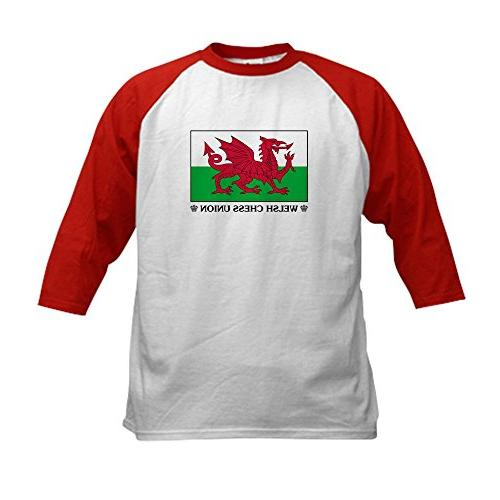 welsh chess union baseball jersey