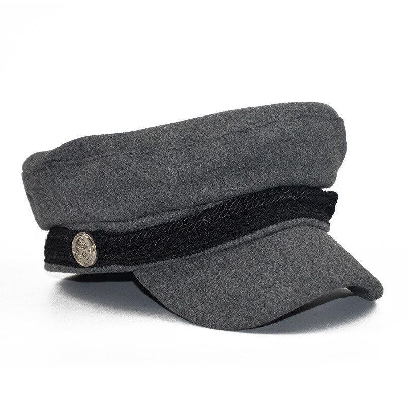 Winter Women Boy Hat <font><b>Cap</b></font> Hats Hats Black Casquette