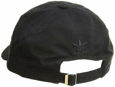 adidas Women's Relaxed Fit Strapback Cap
