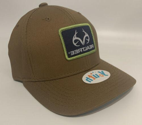 youth baseball cap hat camo snapback
