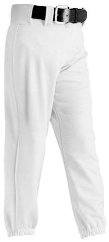 YOUTH BASEBALL PANT XXS/White