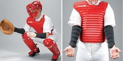 youth catcher s protective inner