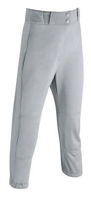 Wilson Youth Classic Fit Poly Warp Knit Baseball Pants, New