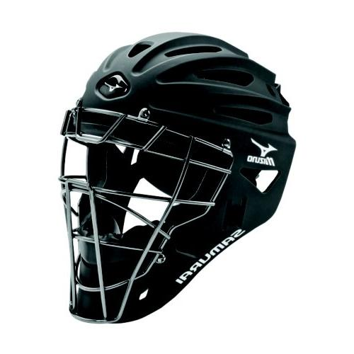 youth g4 samurai catcher helmet