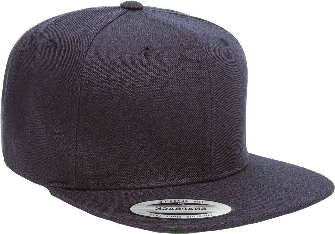 Cap Plain Back Hat M/T 6089MC