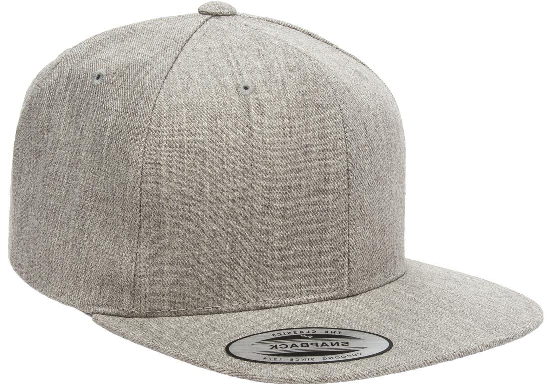 Yupoong Classic Cap Snap Back Hat M/T 6089MC