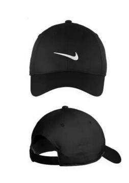 Nike Legacy 91 Dri-Fit Black Baseball/Golf Cap Hat Adjustabl