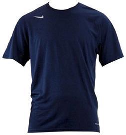 Nike Legend Men's Dri-Fit Training T-Shirt Tee Blue Size L