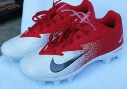 NIKE Lunarlon Vapor Youth Baseball/Softball Cleats-  856495-