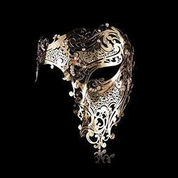 Goodkssop Luxury Mask Women Men's Signature Phantom of the O