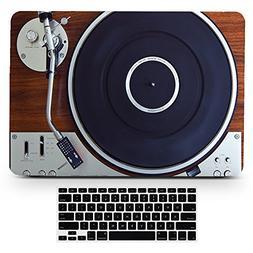 Bizcustom Macbook Pro13 2016 Year Vintage Wood Music Player