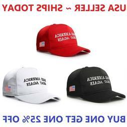 MAGA Make America Great Again President Donald Trump Hat Cap