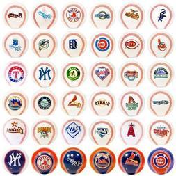 MLB * Major League Baseball Mini Baseballs SET of 30 Teams +