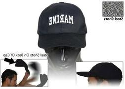 Lavender Self Defense Baseball Hat Cap Low Profile Weighted Style Impact Tool