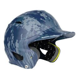 Under Armour Matte Digi-Camo Youth Baseball Batting Helmet -