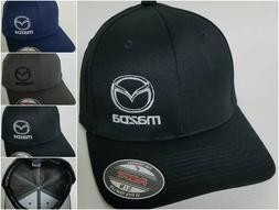 MAZDA FLEXFIT Baseball Hat Cap Flexfit Style 6277 CX-3 / MX-