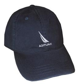 Nautica Men Adjustable Logo Hat Cap