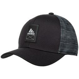 Adidas Alliance Black / Grey Snapback Baseball Cap - Adjusta