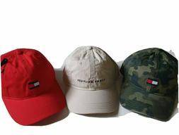 Tommy Hilfiger Men`s Baseball Hat Flag Logo Baseball Cap