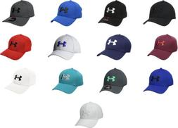 Under Armour Men's Blitzing II Stretch Fit Cap, 13 Colors