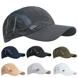 Men's Classic Summer Army Hat Baseball Cap Patrol Style Brim
