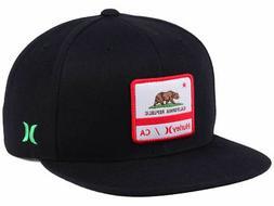 Hurley Men's Destination Snapback Hat Cap - California