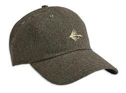 Orvis Men's Flannel Battenkill Fly Cap, Moss