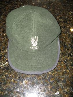 MEN'S ORVIS GREEN FLEECE ADJUSTABLE BASEBALL CAP~FREE SHIP~N