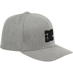 DC Shoes Men's Hatstar-TX Flexfit Baseball Cap Hat