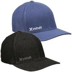 Hurley Men's International Corp Flex Fit Hat Cap