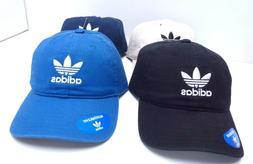 ADIDAS Men's Original Relaxed Cap* Black/Blue/Khaki/Camo Adj