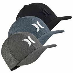 Hurley Men's Phantom 4.0 Dri-FIT Flex Fit Hat Cap Multi Size