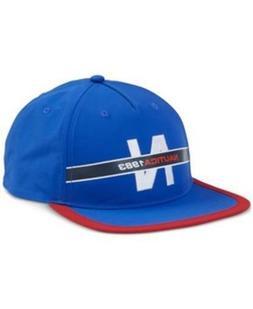 Nautica Heritage Logo Baseball Cap Navy Mens One Size New