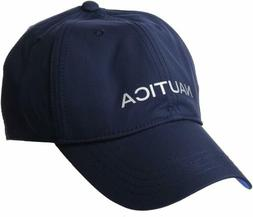 Nautica Men's Waterproof Rain Breaker Baseball Cap Hat, Navy