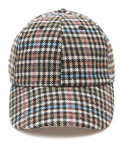 men s wool blend baseball cap