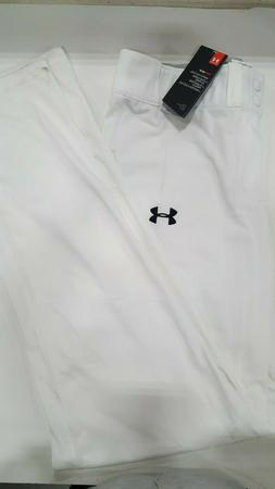 Under Armour Men's XL Utility Relaxed Piped Baseball Pants