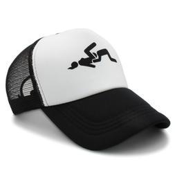 Men Women Adjustable Size Baseball Caps Sunhat Summer Hats F