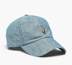 Polo Ralph Lauren Men/Women Chambray Sports Cap /Adjustable