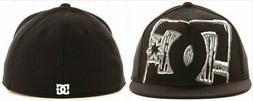 MENS DC SHOES BASEBALL CAP HAT TRUCKER OSFA ADJUSTABLE MESH