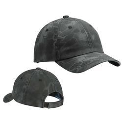 Mens Camo Baseball Cap Kryptek Hat Typhon Mid Structured Adj