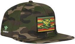Mens Billabong Native Hawaii Camo Cap / Hat - NWT Mens Snapb