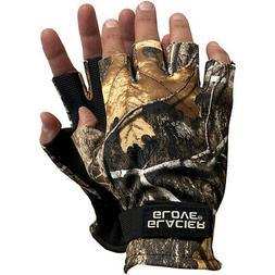 Glacier Glove Midweight Pro Hunter Windproof Fingerless Glov