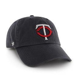 Minnesota Twins 47 Brand Clean Up Cap