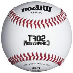 Wilson Minor League and Coach Pitch Play Baseball