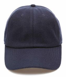 MIRMARU Men's Wool Blend Baseball Cap with Adjustable Size S