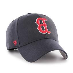 MLB Boston Red Sox Juke MVP Adjustable Hat, Navy-Home, One S