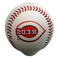 MLB Cincinnati Reds Blank Leather Team Logo Baseballs