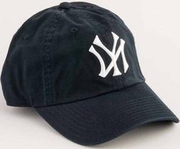 New York Yankees Washed Cotton Twill Baseball Cap by America
