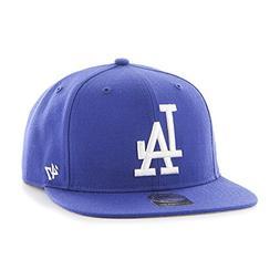 '47 MLB Los Angeles Dodgers Sure Shot Captain Wool Adjustabl
