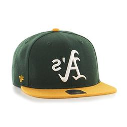 MLB Oakland Athletics Sure Shot Two Tone Captain Adjustable